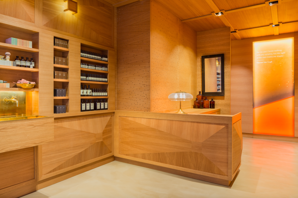 Contemporizing tradition with Aesop and Snøhetta | SVAmagazine